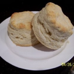 Buttery Baking Powder Biscuits recipe