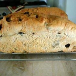 Bread Machine Raisin Bread recipe