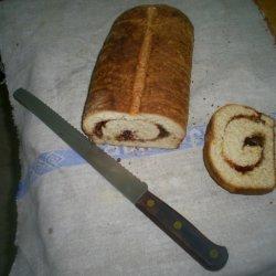 10 Grain Cinnamon Raisin Bread recipe