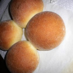 Fluffy Bread Rolls recipe