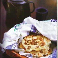 Pan De Campo-----  Mexican Camp Bread recipe