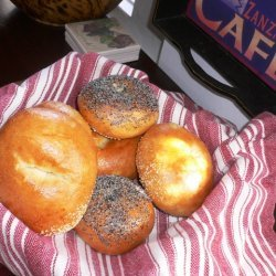 Sunday Morning Bagels recipe