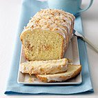 Lemon Coconut Bread With Cheese Filling recipe
