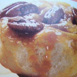 Easy Caramel Pecan Pinwheels recipe