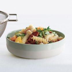 Heirloom Tomato Herb Pasta Salad recipe