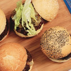 Outside-in Cheddar Sliders on Mini Buns recipe