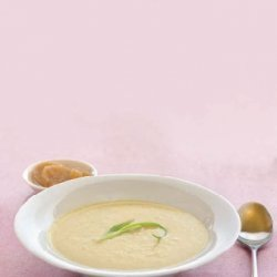 Cream of Cauliflower Soup recipe