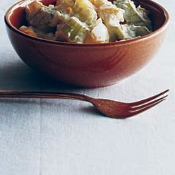 Celery and Potato Salad recipe