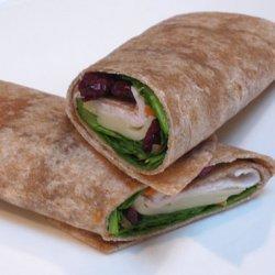 Turkey Pinwheels recipe