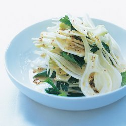 Fennel and Parsley Salad recipe