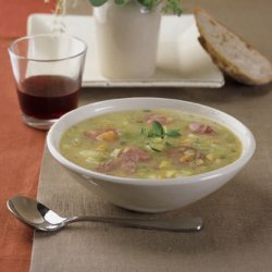 Sausage and Leek Soup recipe