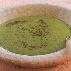 Cumin Pea Soup recipe