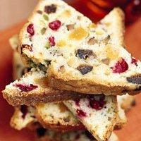 Cranberry Pistachio Bread recipe