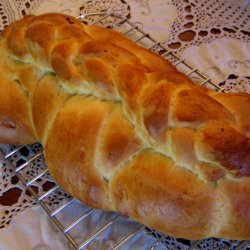 Challah Traditional Braided Egg Bread recipe