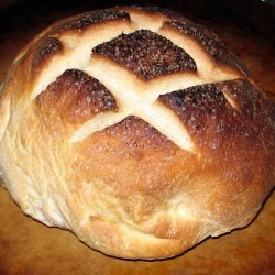 French Bread Round recipe