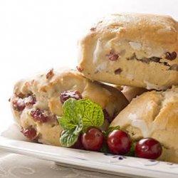 Cranberry Tea Biscuits recipe