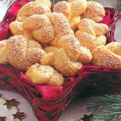 Sweet Potato Yeast Rolls recipe