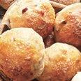Cranberry Nut Rolls recipe