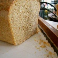 Whole Wheat And Cornmeal Potato Bread recipe
