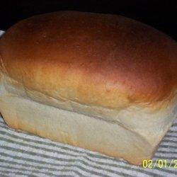 Aunt Bonnies Bread Machine White recipe