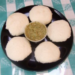 Indian Idli And Tips recipe
