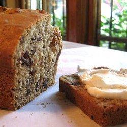 Kahlua Date Nut Bread recipe