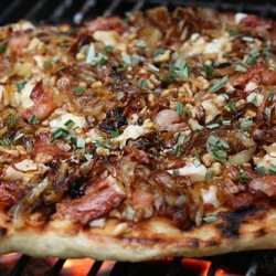 Kevins Grilled Pizza recipe