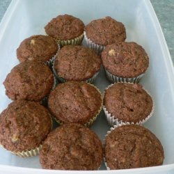 Banana Apple Low Fat Muffins recipe