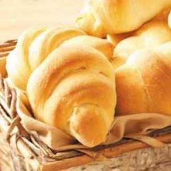 Sweet Potato Crescent Rolls recipe