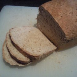 Sesame Honey And Oats Bread recipe