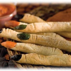 Wicked Witch Dippers recipe
