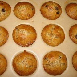 Vis Muffins recipe