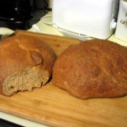 Food Processor Whole Wheat Bread recipe