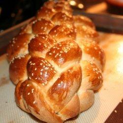 Processor Challah Bread recipe