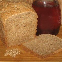Buttermilk Wheat Berry Bread recipe