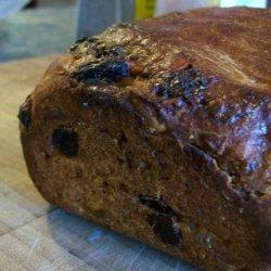 Apple Butter N' Oats Raisin - Nut Bread recipe