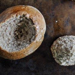 Whole Wheat Bread Bowls recipe