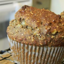 Big Brown Banana Muffins recipe