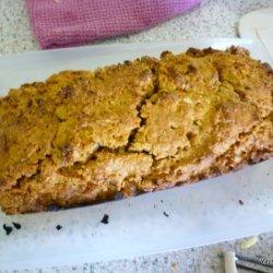 Sweet Pumpkin Loaf recipe