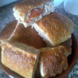Filled Bread recipe