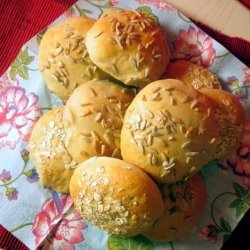 Bread Rolls High Protein recipe