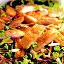 Copycat Applebees Oriental Chicken Salad recipe