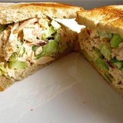 Chicken Salad With Bacon recipe