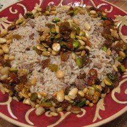 Lebanese Rice Dressing recipe