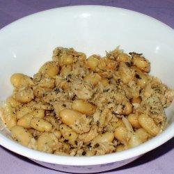 Easy Tuna And Cannellini Bean Salad recipe