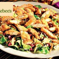 Applebees Oriental Chicken Salad recipe