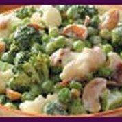 Wonderful  Green Pea Peas And Bacon  Salad recipe