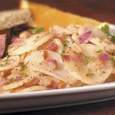 German Hot Potato Salad recipe