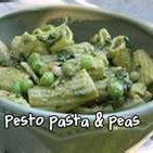 Pesto Pea And Pasta Salad recipe