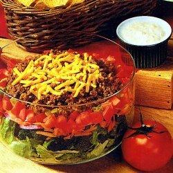 Mexican Garden Salad  Diabetic Friendly recipe